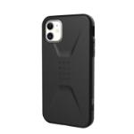 "Urban Armor Gear 11171D114040 mobile phone case 15.5 cm (6.1"") Cover Black"