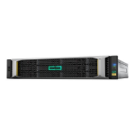 Hewlett Packard Enterprise MSA 2050 SAN disk array Rack (2U)