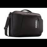 """Thule Accent TACLB-116 Black notebook case 39.6 cm (15.6"""") Messenger case"""