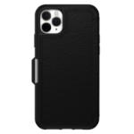 OtterBox Strada Folio Series for Apple iPhone 11 Pro Max, black