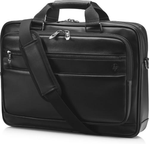 """HP Executive notebook case 39.6 cm (15.6"""") Toploader bag Black"""