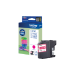 Brother LC-221M Ink cartridge magenta, 260 pages, 4ml
