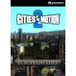 Paradox Interactive Cities in Motion 2: European Cities PC