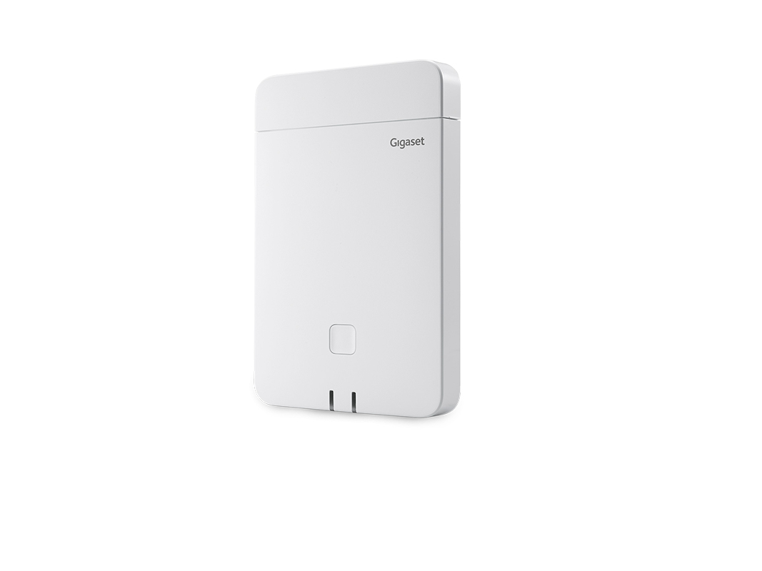 Gigaset N870 IP Pro DECT base station White