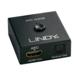 Lindy 38068 audio converter Black