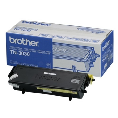 BROTHER Toner Cartridge 3500 A4 Pages coverage - TN3030