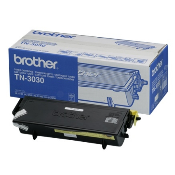 Brother TN-3030 Toner black, 3.5K pages @ 5% coverage