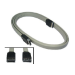 Cables Direct RB-432 SATA cable 2 m Grey