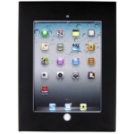 Brateck Wall Mount Anti-Theft Secure Enclosure for iPad 2,iPad 3,iPad 4,iPad Air&iPad Air 2-Black