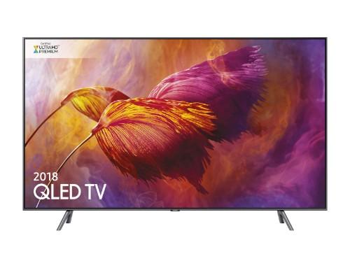"""Samsung QE65Q8DNAT 165.1 cm (65"""") 4K Ultra HD Smart TV Wi-Fi Black,Grey"""