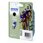 Epson C13T00301110 (T003) Ink cartridge black, 1.2K pages @ 5% coverage, 34ml