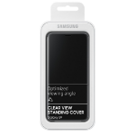 "Samsung EF-ZG960CBEGWW 5.8"" Folio Black mobile phone case"