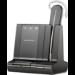 Plantronics W745-M mobile headset Monaural Ear-hook Black