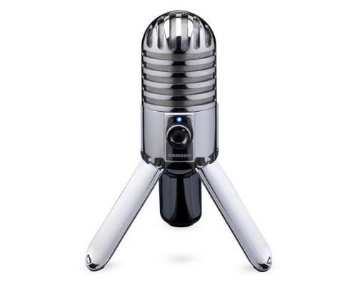 Samson Meteor Mic Notebook microphone Chrome