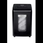 Rexel Promax RSX1538 triturador de papel Corte cruzado 22 cm 62 dB Negro