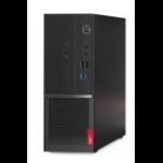 Lenovo V530 9th gen Intel® Core™ i5 i5-9400 8 GB DDR4-SDRAM 256 GB SSD Zwart SFF PC