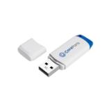 CoreParts MM-USB2.0-8GB USB flash drive USB Type-A 2.0 Blue, White