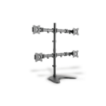 Digitus Universal Quad Monitor mount stand/clamp option