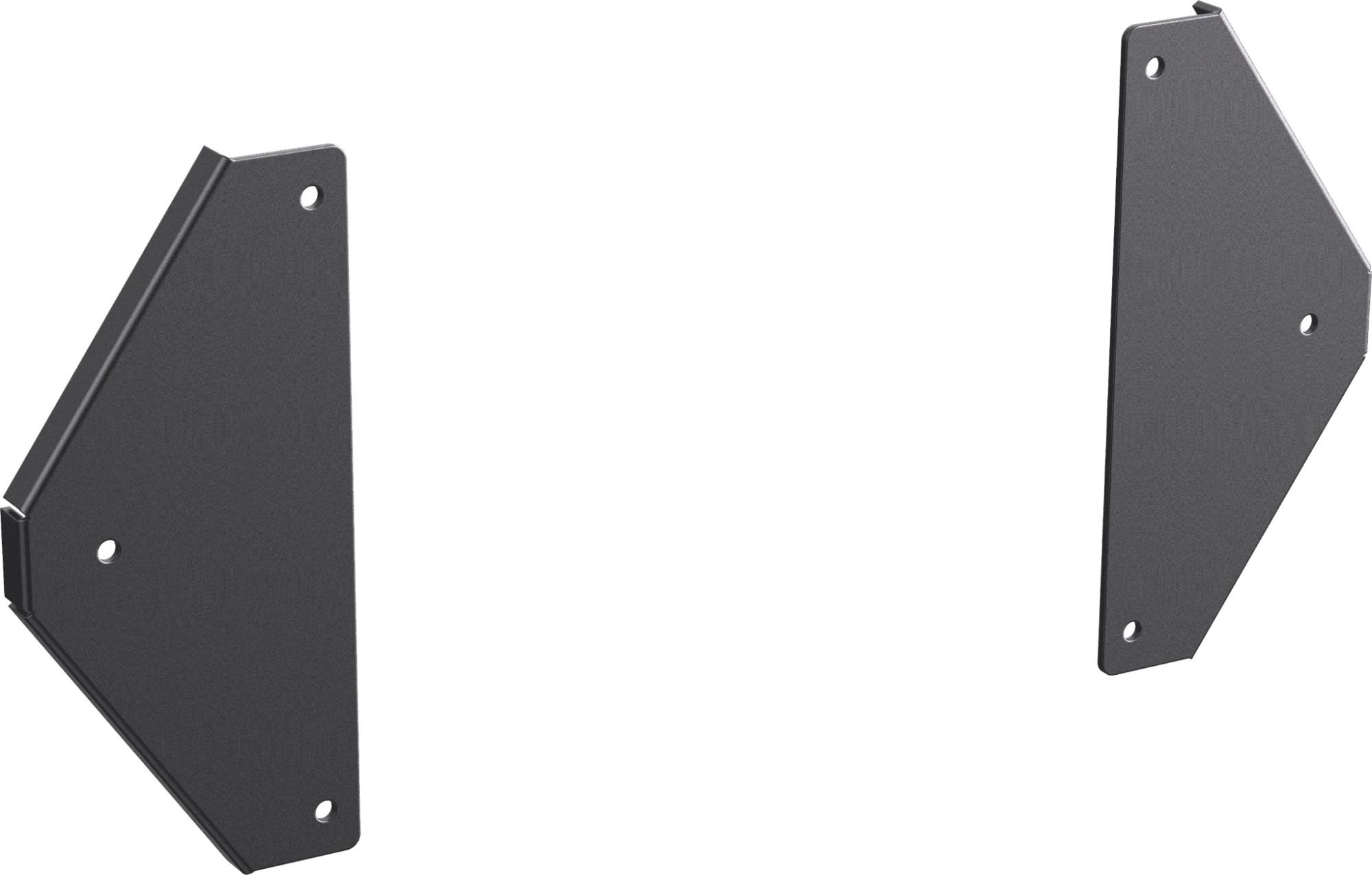 Vision VFM-F40RSBKT monitor mount accessory