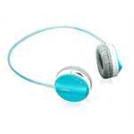 Rapoo H3070 Head-band Binaural Wireless Blue mobile headset