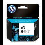 HP 62 Original Black