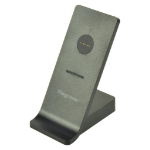 2-Power Black Desktop Stand mobile device charger