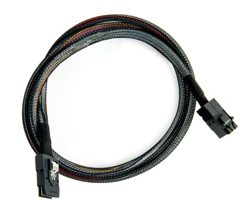 Microsemi ADAPTEC I-HDMSAS-MSAS-.5M CABLE 0.5 m 6 Gbit/s Black