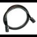 Microsemi ADAPTEC I-HDMSAS-MSAS-.5M CABLE 0,5 m 6 Gbit/s Negro
