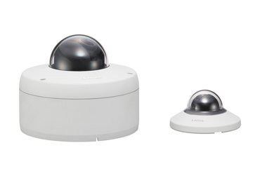Sony SNCDH110T/W Indoor Dome Black,White surveillance camera