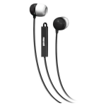 Maxell 190300 In-ear Binaural Wired Black mobile headset