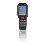 "Datalogic Falcon X3+ 3.5"" 640 x 480pixels Touchscreen 608g Black handheld mobile computer"