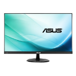 "ASUS VP239H 23"" Full HD LED Matt Black computer monitor"