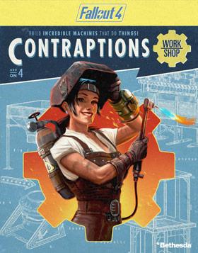 Nexway Fallout 4 - Contraptions Workshop Video game downloadable content (DLC) PC Español