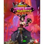 2K Borderlands 3: Moxxi's Heist Of The Handsome Jackpot Video game downloadable content (DLC) PC