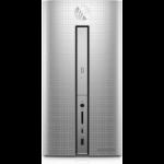 HP Pavilion PC de sobremesa - 570-p008ns