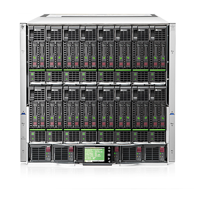 Hewlett Packard Enterprise BLc7000 Rack Black,Grey 2400 W