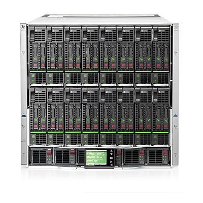 Hewlett Packard Enterprise BLc7000 Rack Black,Grey 2400 W