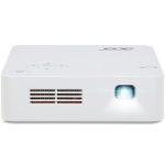 Acer Portable LED C202i data projector 300 ANSI lumens DLP WVGA (854x480) Projector module White
