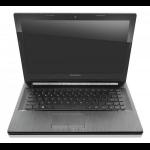"""Lenovo IdeaPad G40-30 2.16GHz N2840 14"""" 1366 x 768Pixeles Negro Portátil"""