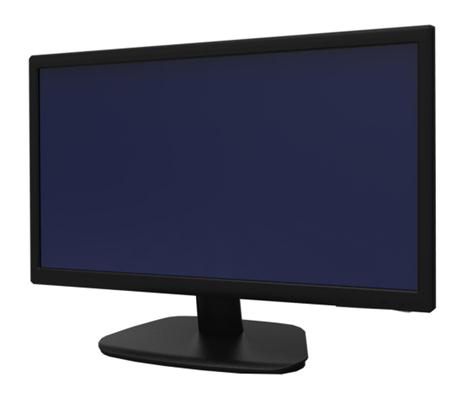 "Hikvision Digital Technology DS-D5022FC LED display 54.6 cm (21.5"") Full HD Flat Black"