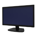 "Hikvision Digital Technology DS-D5022FC 21.5"" Full HD Black Flat computer monitor LED display"