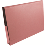 Guildhall PW3-PNK folder Legal Cardboard Pink