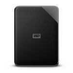 WESTERN DIGITAL Elements USB 3.0 1TB Portable - Black - 2 Year warranty