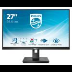 "Philips S Line 272S1AE/00 LED display 68.6 cm (27"") 1920 x 1080 pixels Full HD LCD Black"