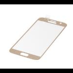 eSTUFF ES10064-FULL-GOLD Clear Galaxy S7 1pc(s) screen protector