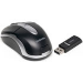 Toshiba Wireless (RF) Mouse - optical, 2.4GHZ - Red