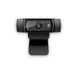Logitech HD Pro Webcam C920 1920 x 1080pixels USB 2.0 Black