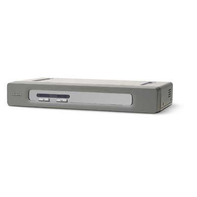 Linksys F1DN102Uea KVM switch Rack mounting Grey