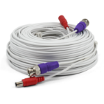 Swann SWPRO-30ULCBL coaxial cable 30 m BNC White