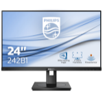 "Philips B Line 242B1/00 LED display 60.5 cm (23.8"") 1920 x 1080 pixels Full HD Black"